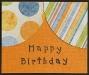 Geburtstagskarte